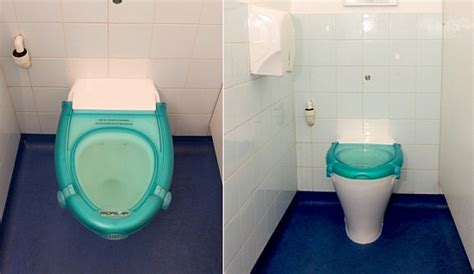 Eco Gadgets: 'Propelair' air flush toilet system to save