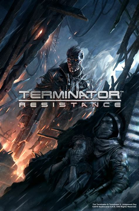 Fight the Future War in trailer for Terminator: Resistance