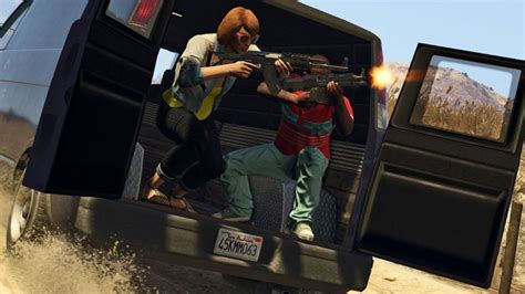GTA 5 on PS4 and Xbox One: all the best GIFs, movies and