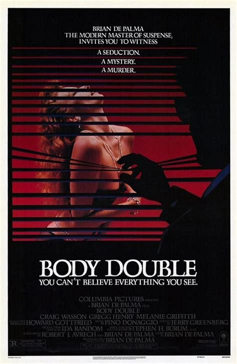 NYC Weekend Watch: Pam Grier, 'M,' 'Body Double,' 'The