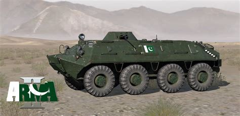Pakistani Armed Forces Mod - Modules - Armaholic