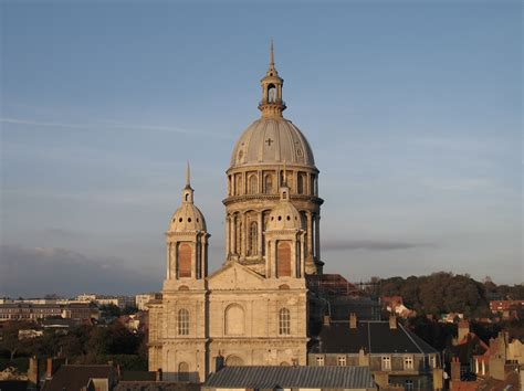 The Boulogne-sur-Mer city photos and hotels - Kudoybook