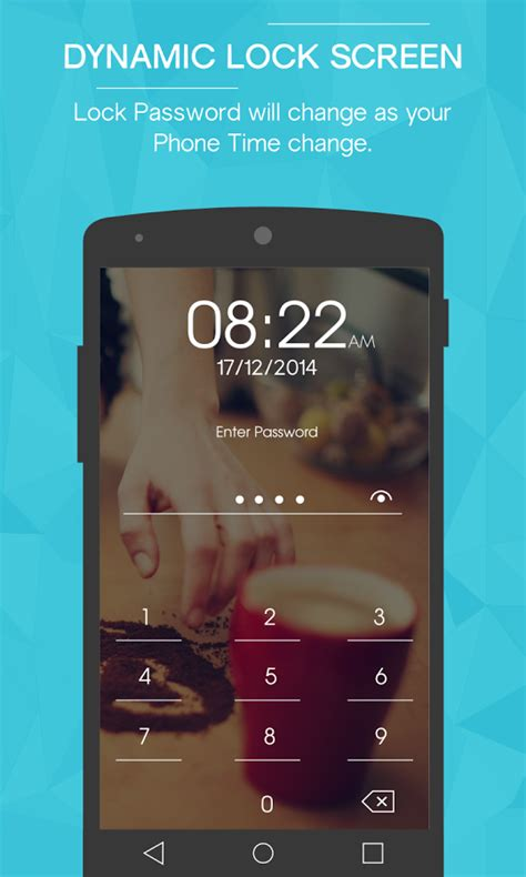 Screen Lock - Time Password » Apk Thing - Android Apps